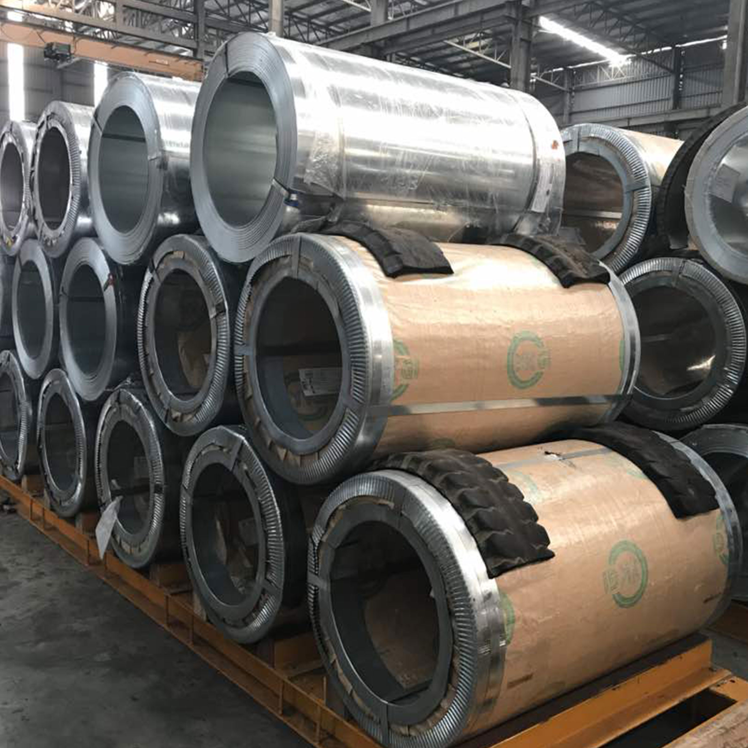 All Steel Sheet In Coil Form